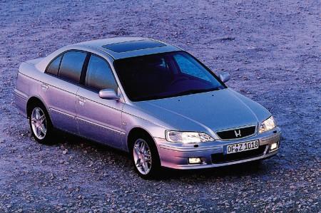 История Honda Accord