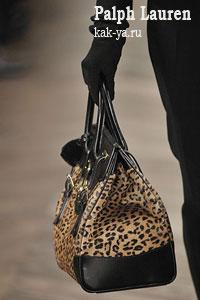 Модные сумки осень - зима 2008 - 2009