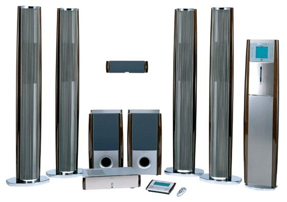 Немного об акустических системах