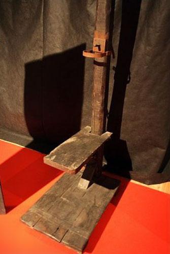 Пытки и казни ведьм