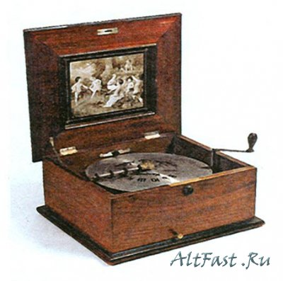 История звукозаписи от начала и до наших дней