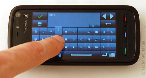 Обзор сенсорного смартфона Nokia 5800 XpressMusic